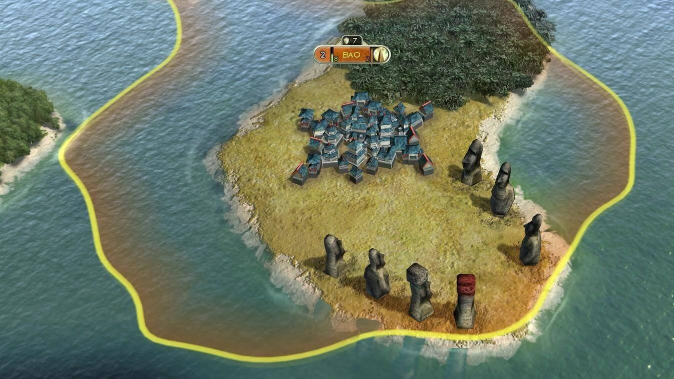 Sid Meier's Civilization V : Double Scenario Pack - Polynesia (ROW)