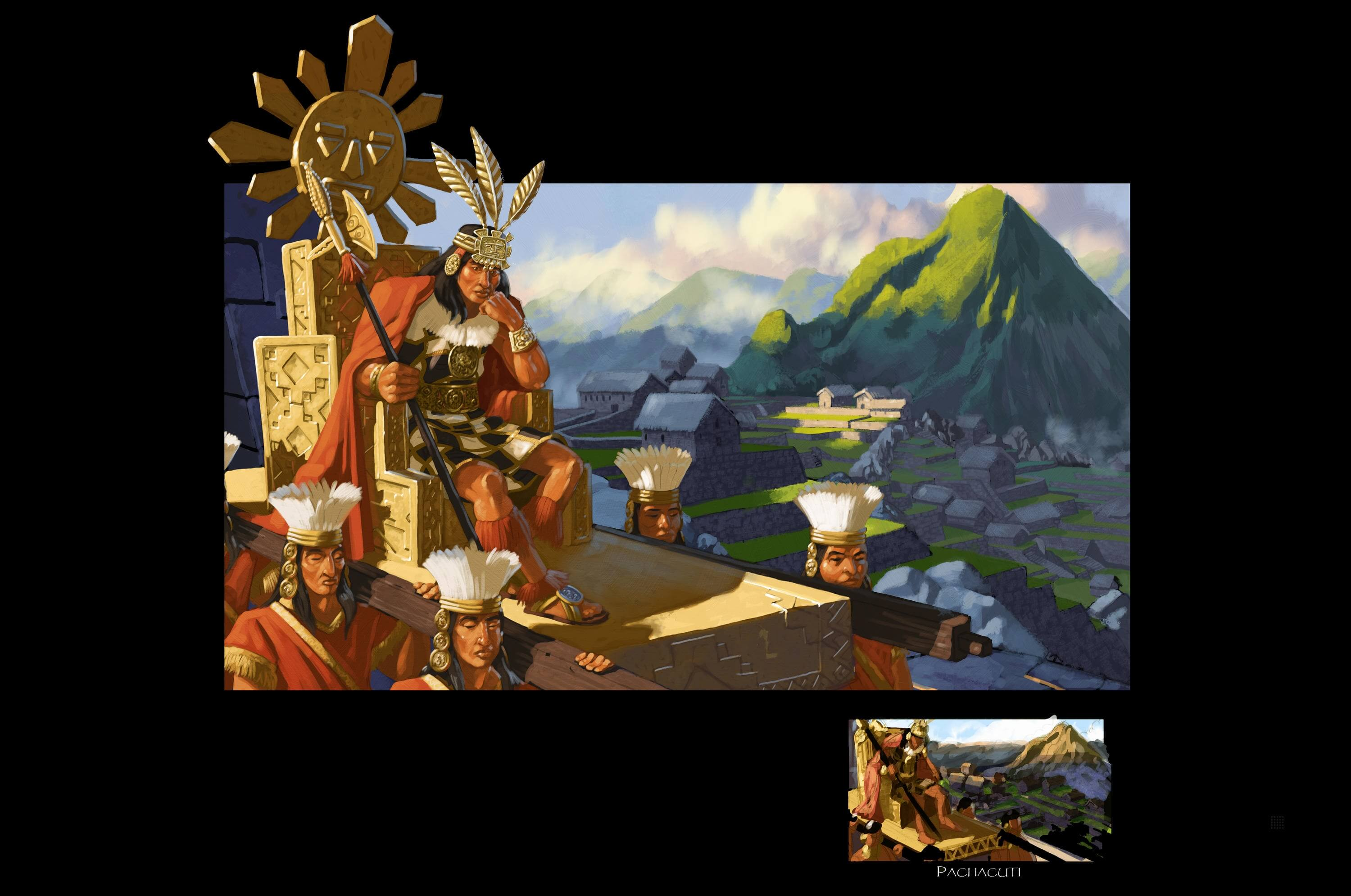 Sid Meier's Civlization V : Double Civilization and Scenario Pack - Spain and Inca (ROW)
