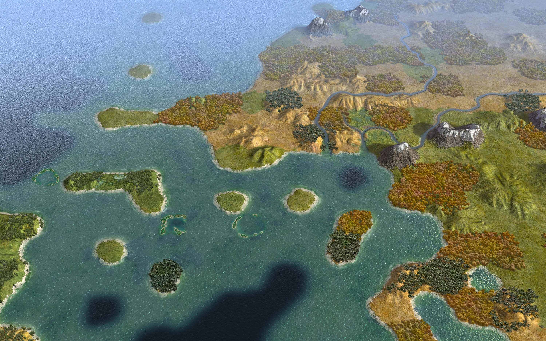 Sid Meiers Civilisation V : Denmark and Explorers Combo Pack (WW)