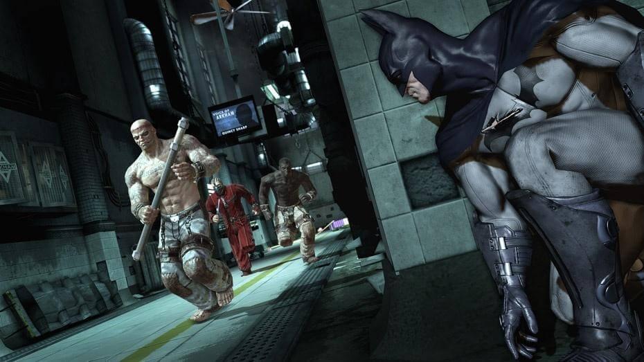 Batman : Arkham Asylum GOTY (WW)