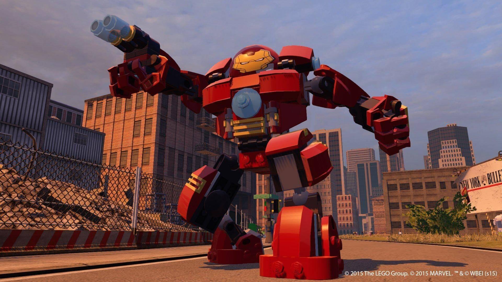 Lego Marvel Avengers (WW)