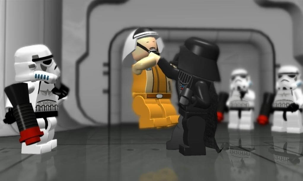 LEGO Star Wars : The Complete Saga