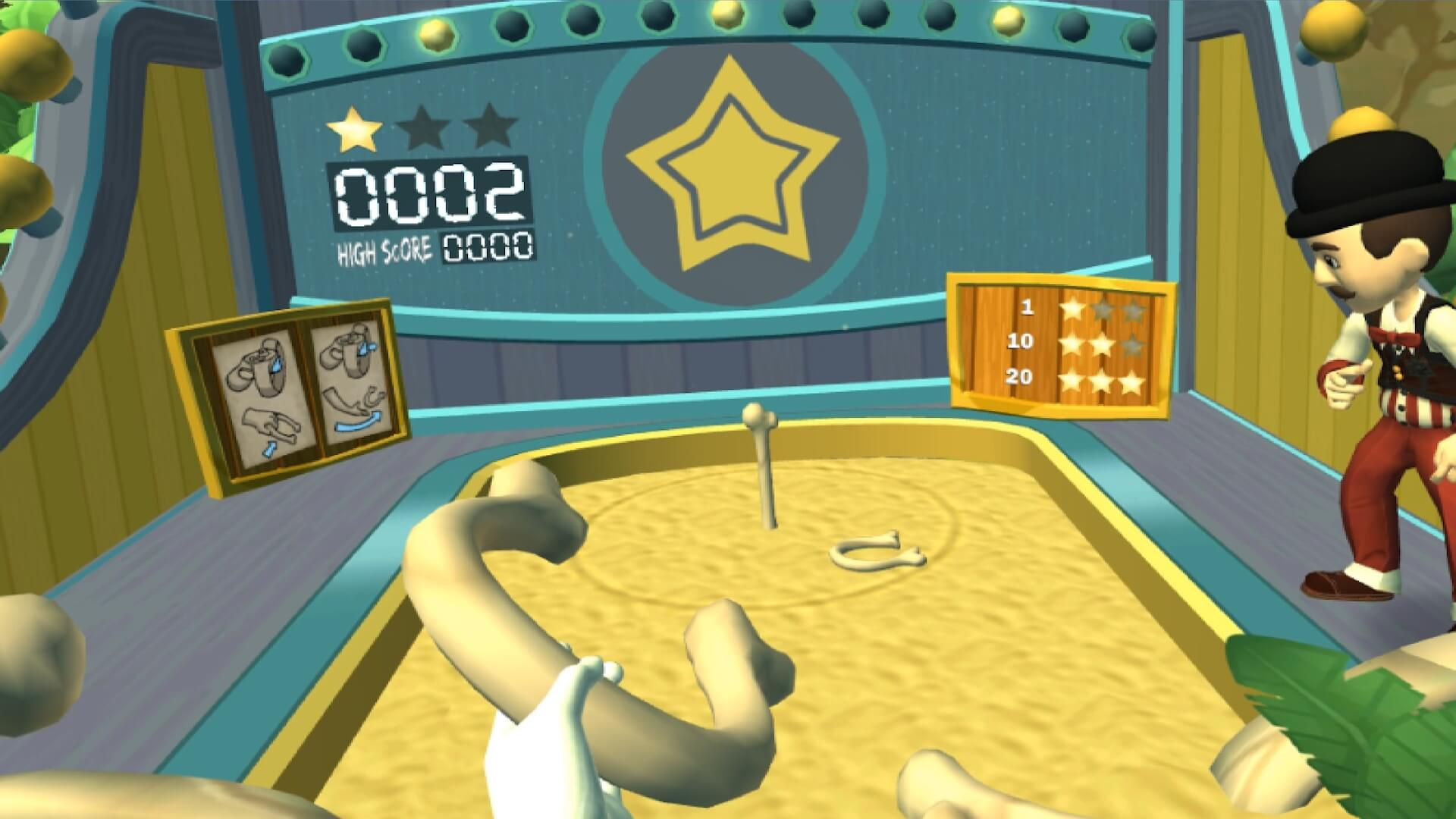 Carnival Games® VR: Alley Adventure (ROW)