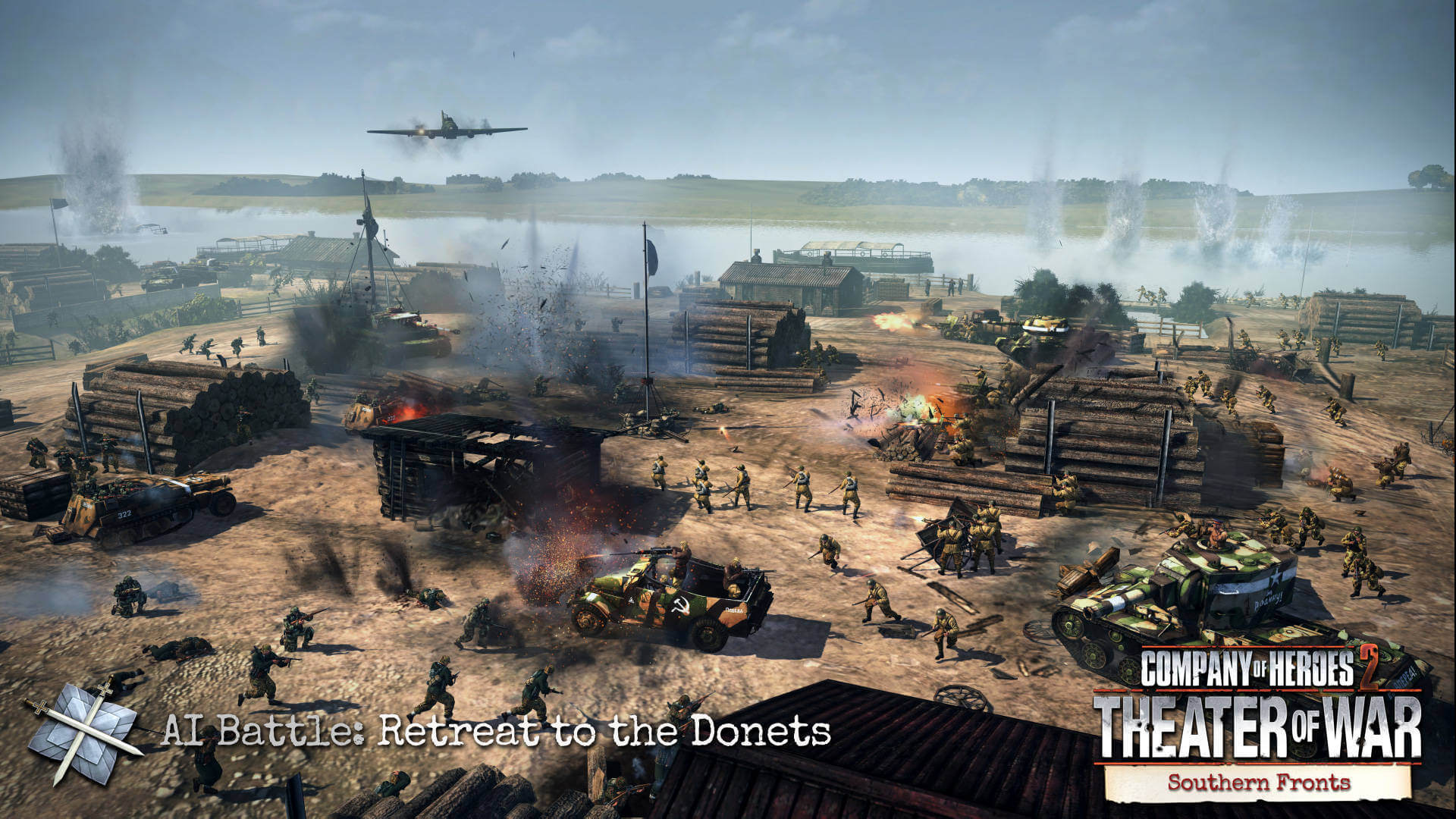 Company of Heroes 2 - Southern Fronts