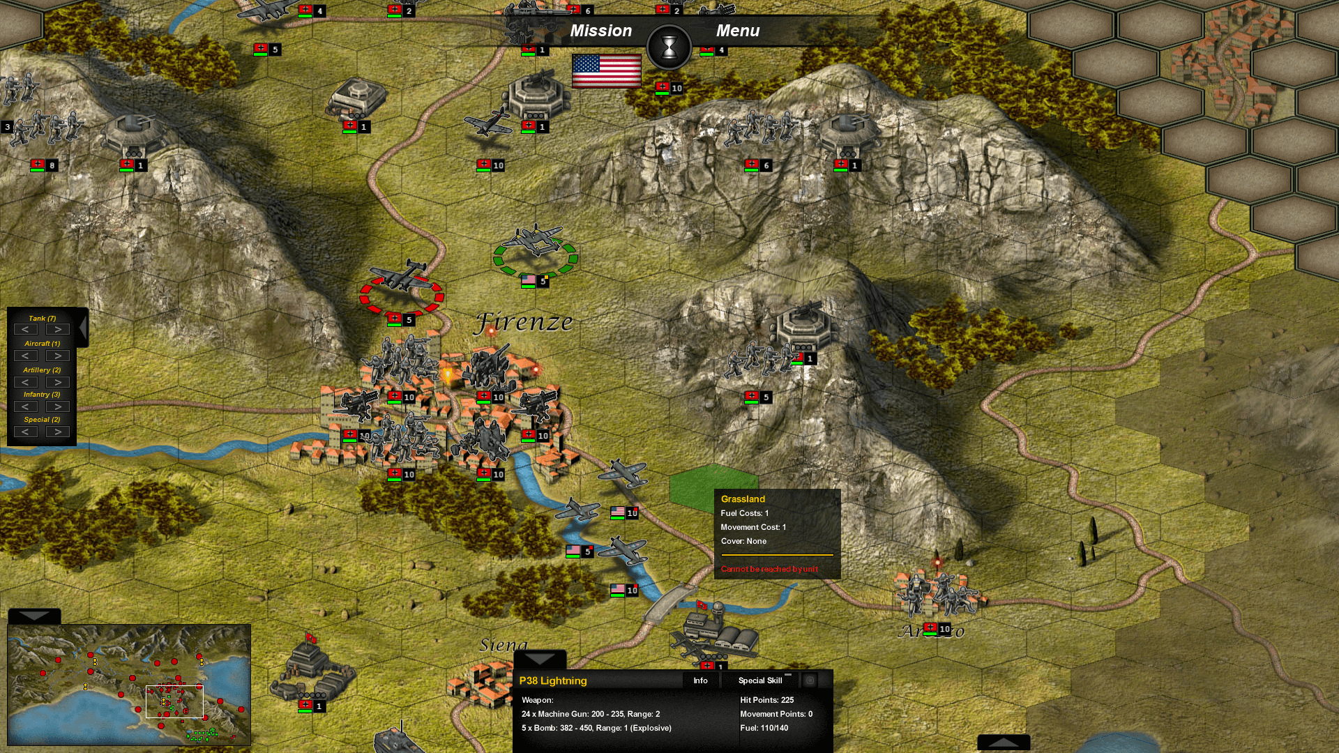 Tank Operations – European Campaign