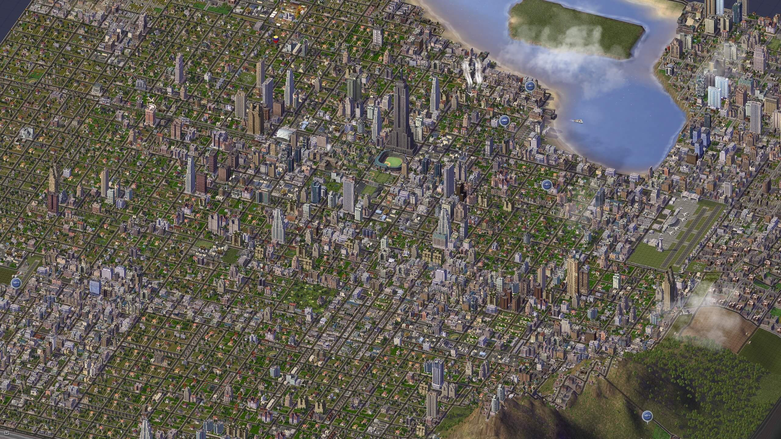 SimCity™ 4 Deluxe (MAC/PC)