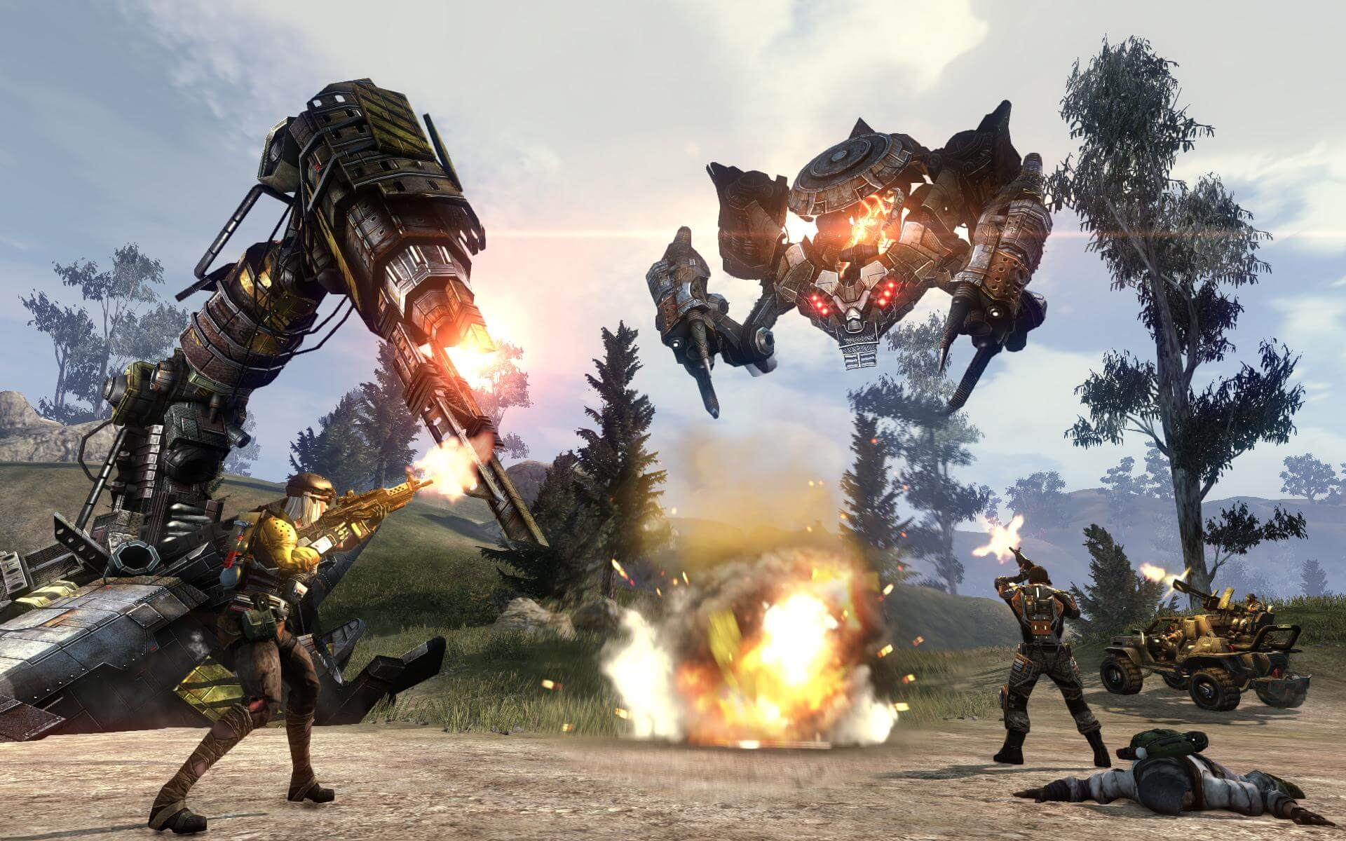 Defiance: Recruit Pack