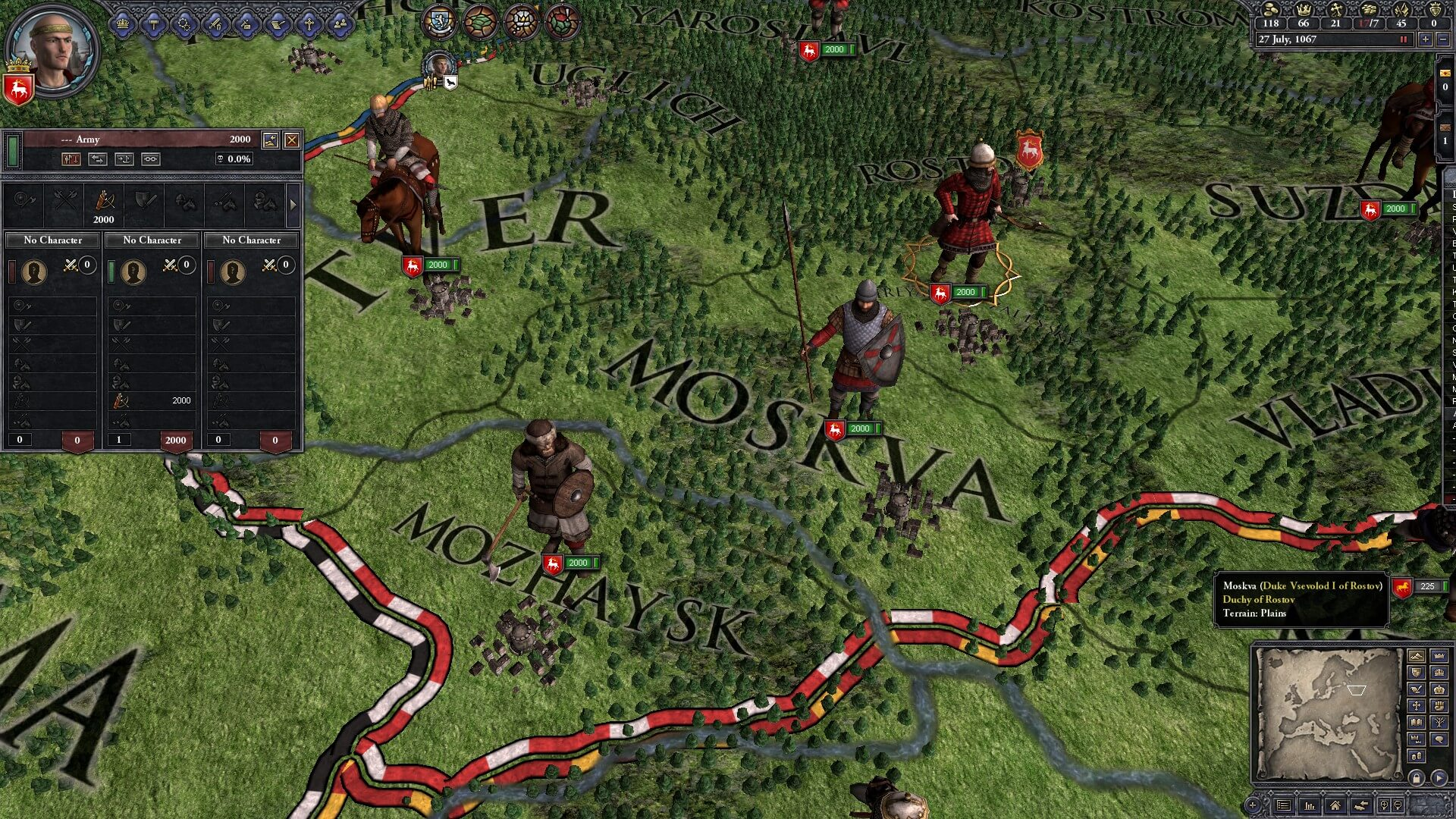 Crusader Kings II: Russian Unit Pack (DLC)