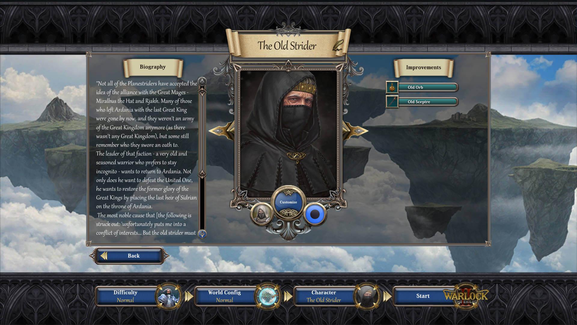 Warlock 2: Three Mighty Mages