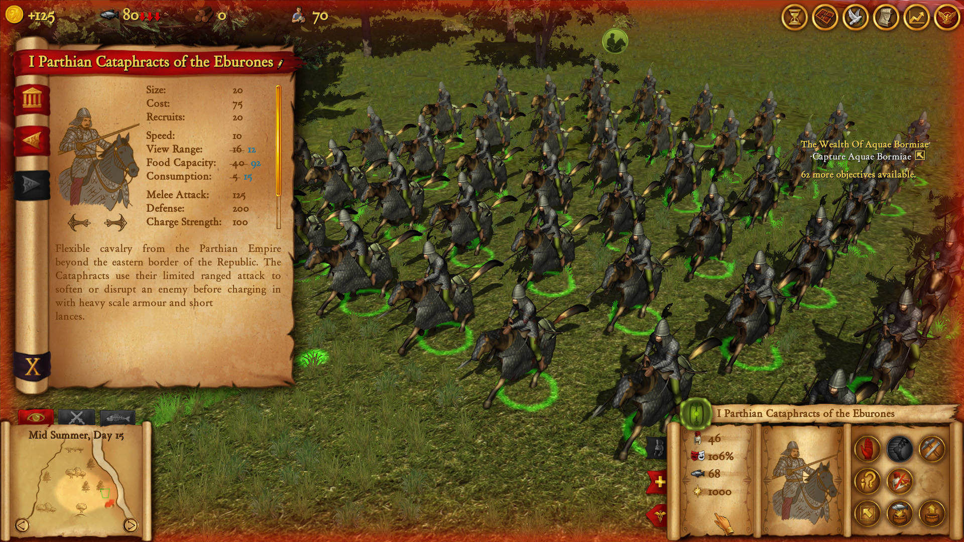 Hegemony Rome: The Rise of Caesar - Advanced Tactics