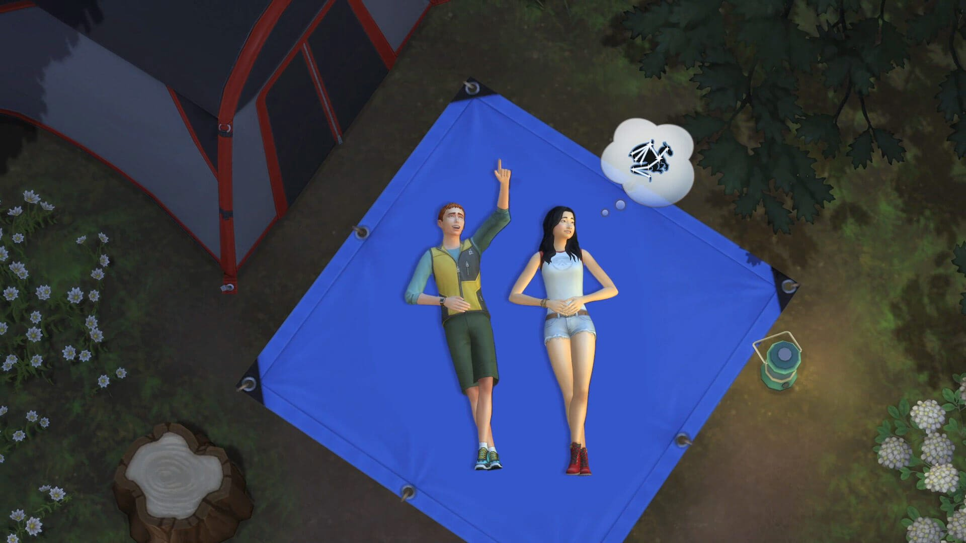 The Sims™ 4 Outdoor Retreat