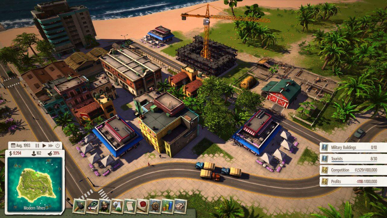 Tropico 5: Joint Venture (Steam)