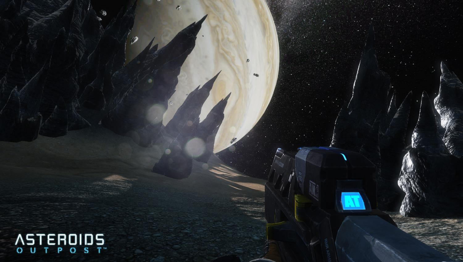 Asteroids: Outpost - Early Access