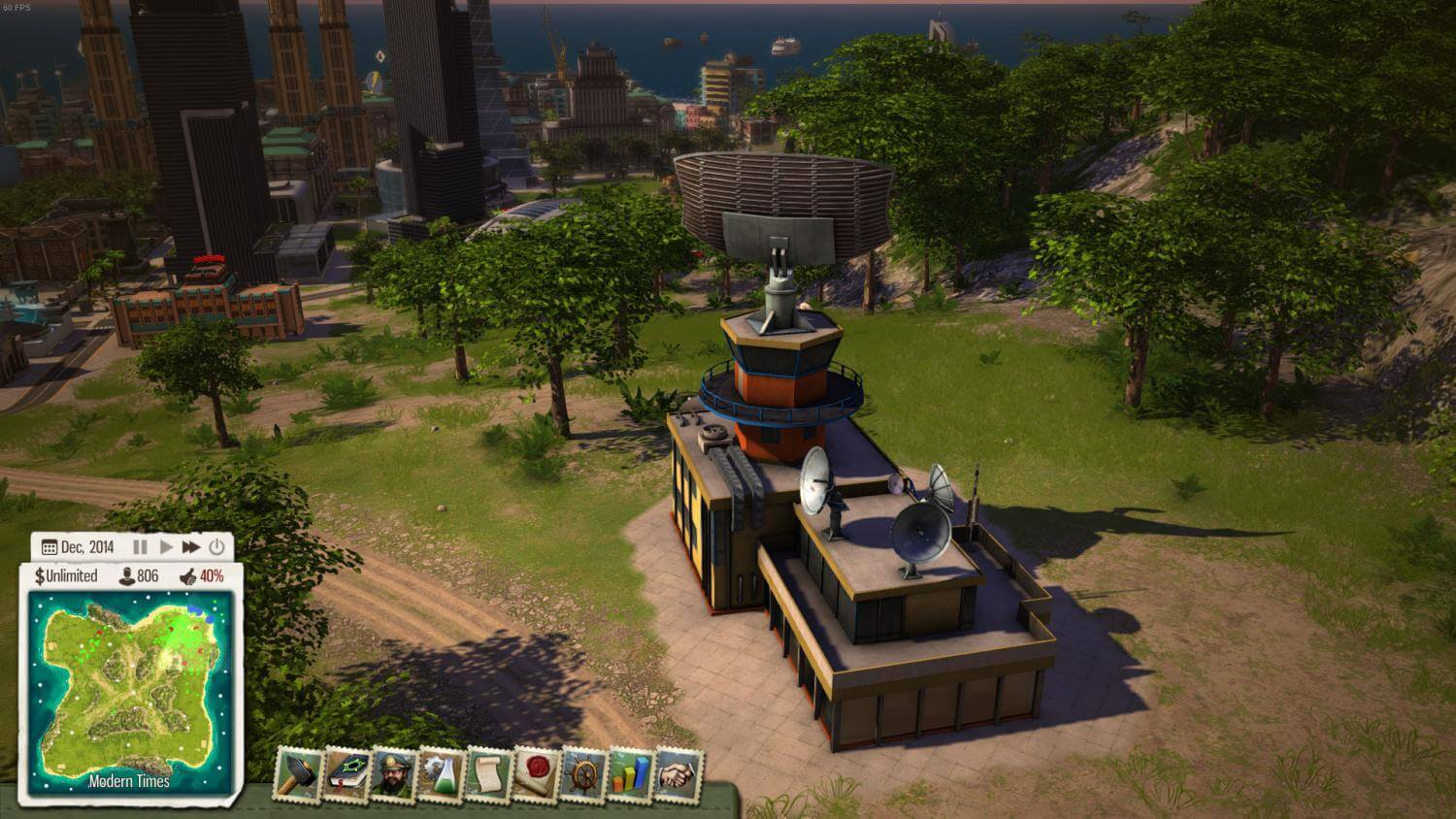 Tropico 5: Espionage