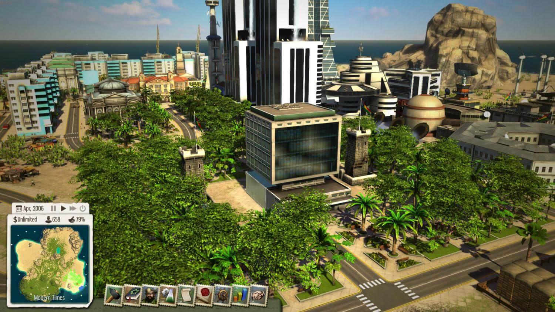 Tropico 5: Supercomputer