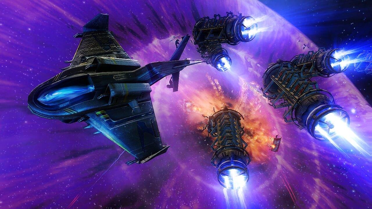Spaceforce Rogue Universe HD