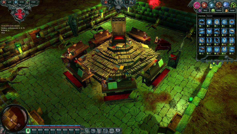 Dungeons: Into the Dark - DLC