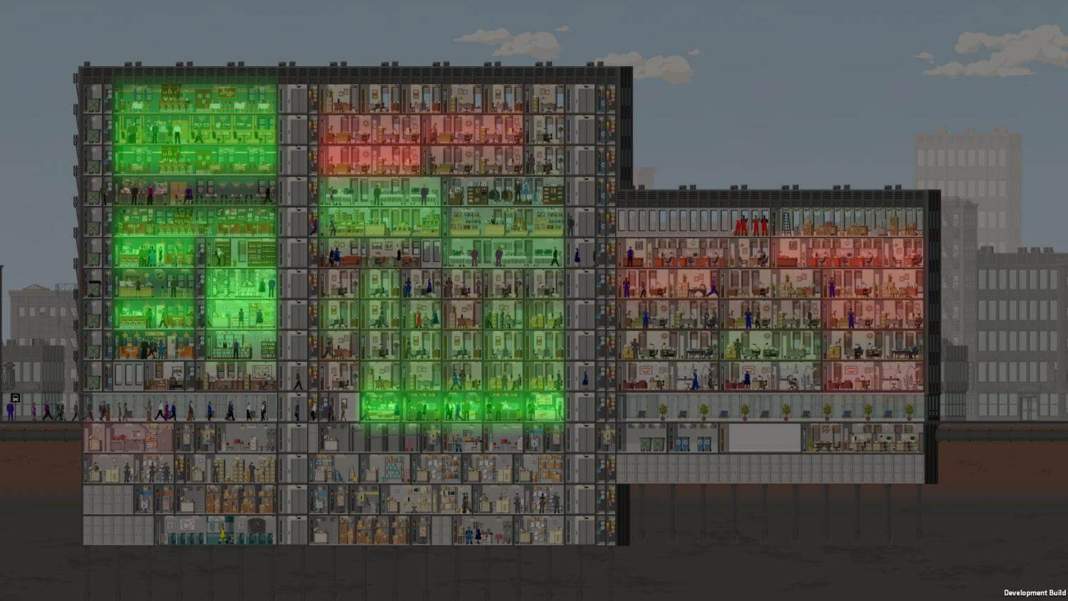 Project Highrise (ROW)