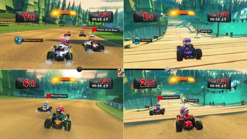 F1 Race Stars (ROW)