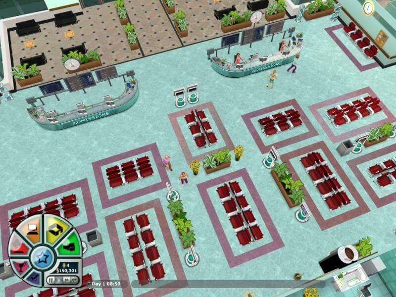 Hospital Tycoon (ROW)