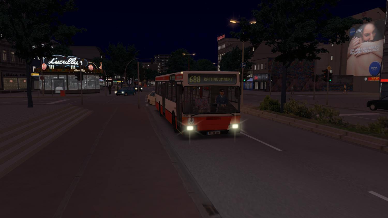 OMSI 2 Add-on Hamburg