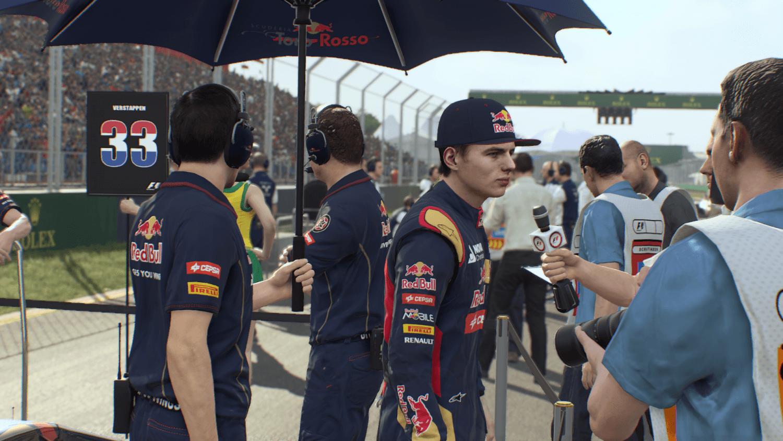 F1 2015™  (ROW)