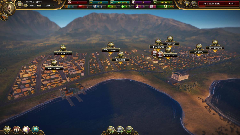 Urban Empire (ROW)