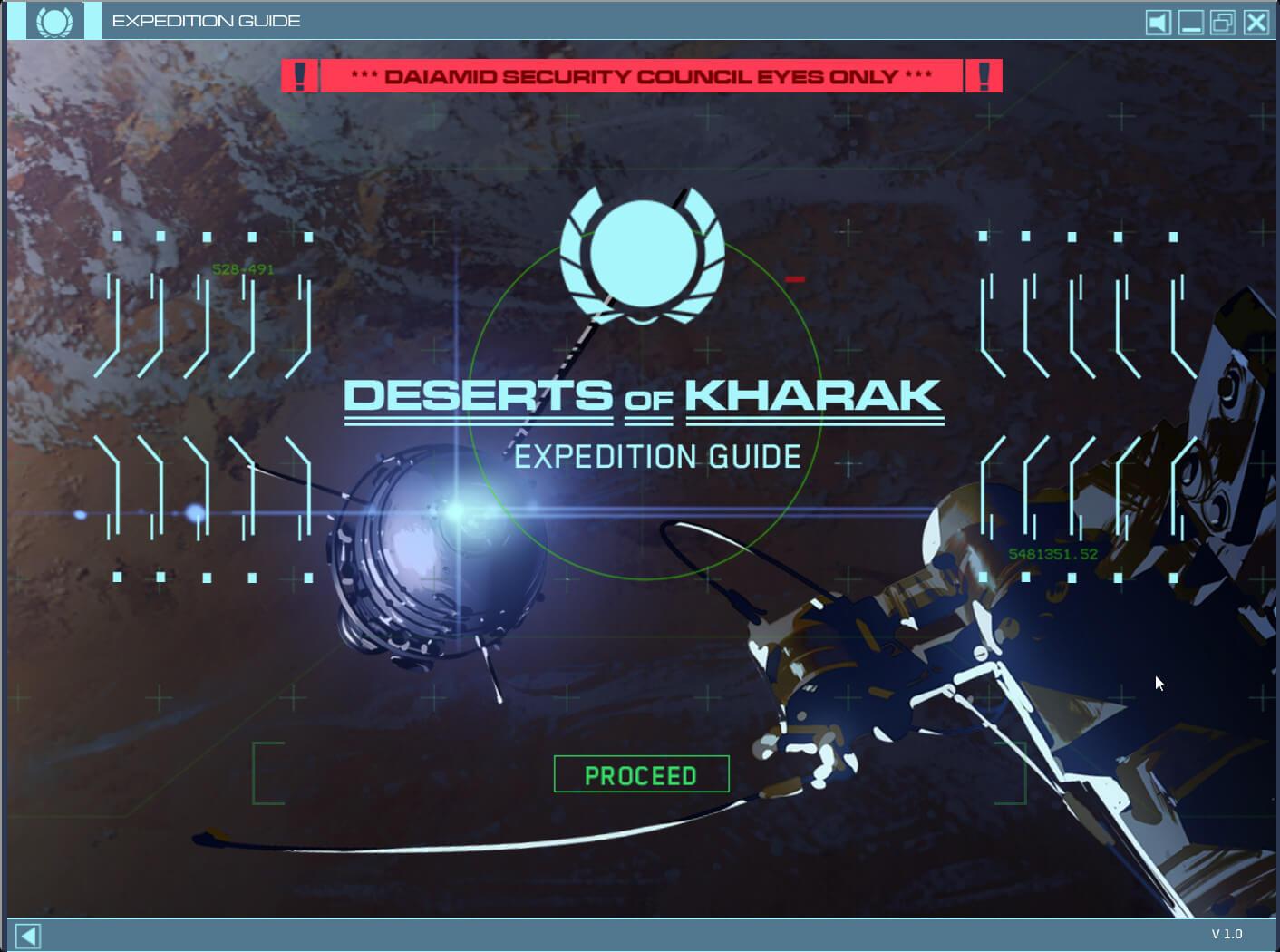 Homeworld: Deserts of Kharak Deluxe Edition