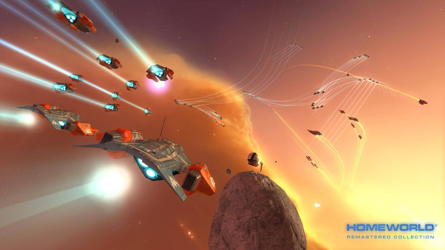 Homeworld Remastered Collection Deluxe Edition