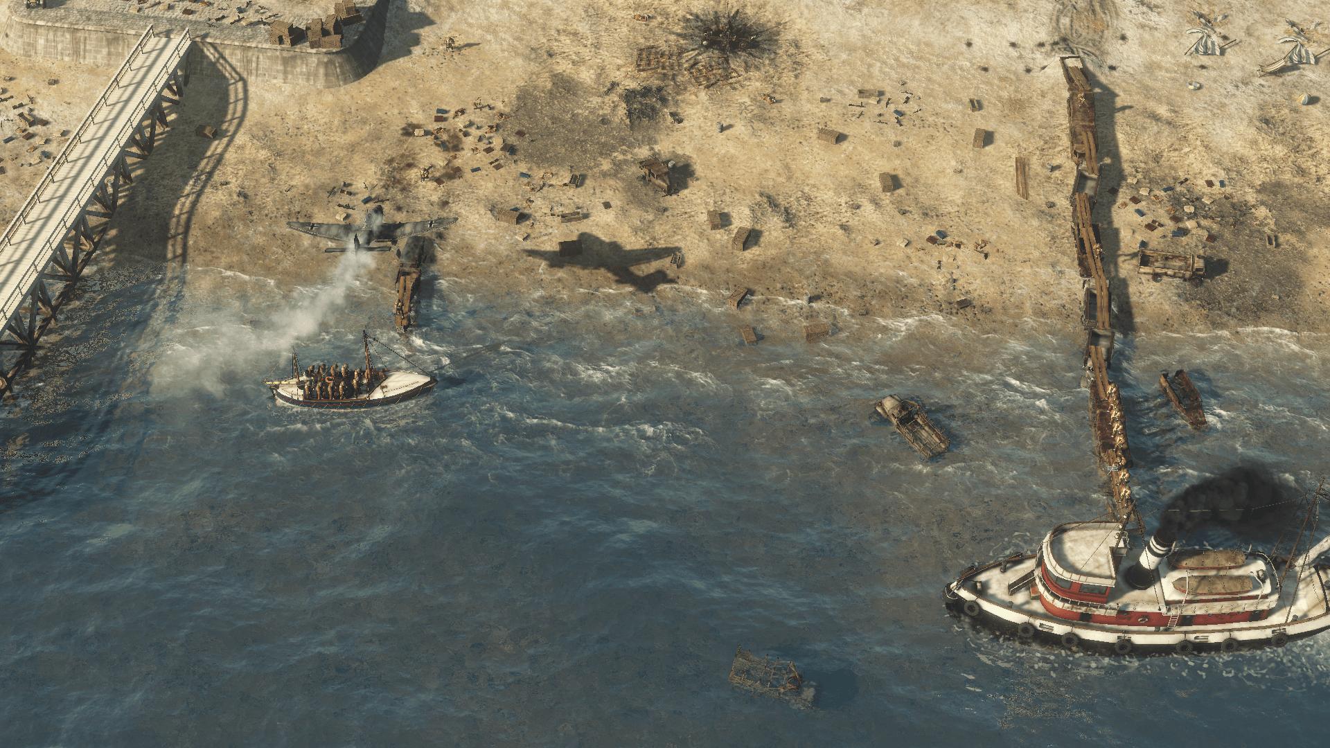 Sudden Strike 4: Road to Dunkirk