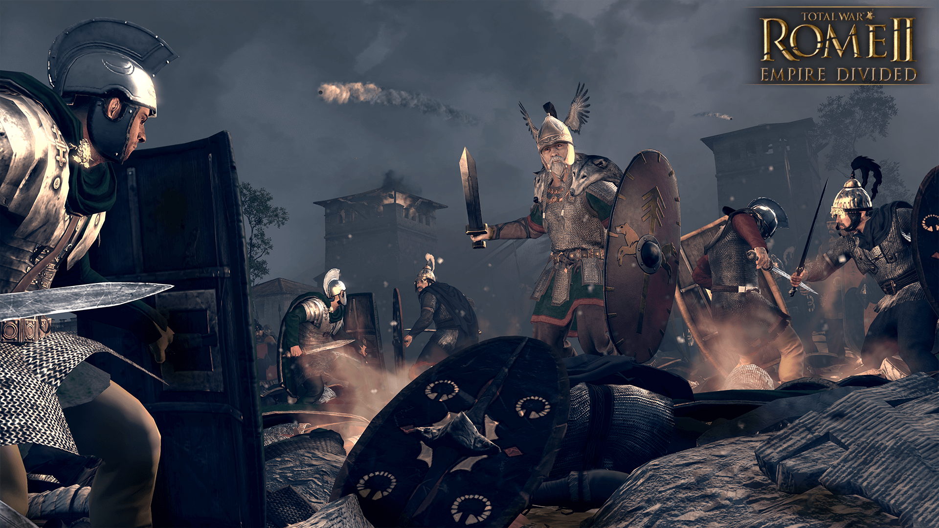 Total War™: ROME II - Empire Divided