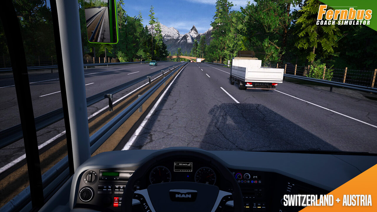 Fernbus Simulator - Austria/Switzerland