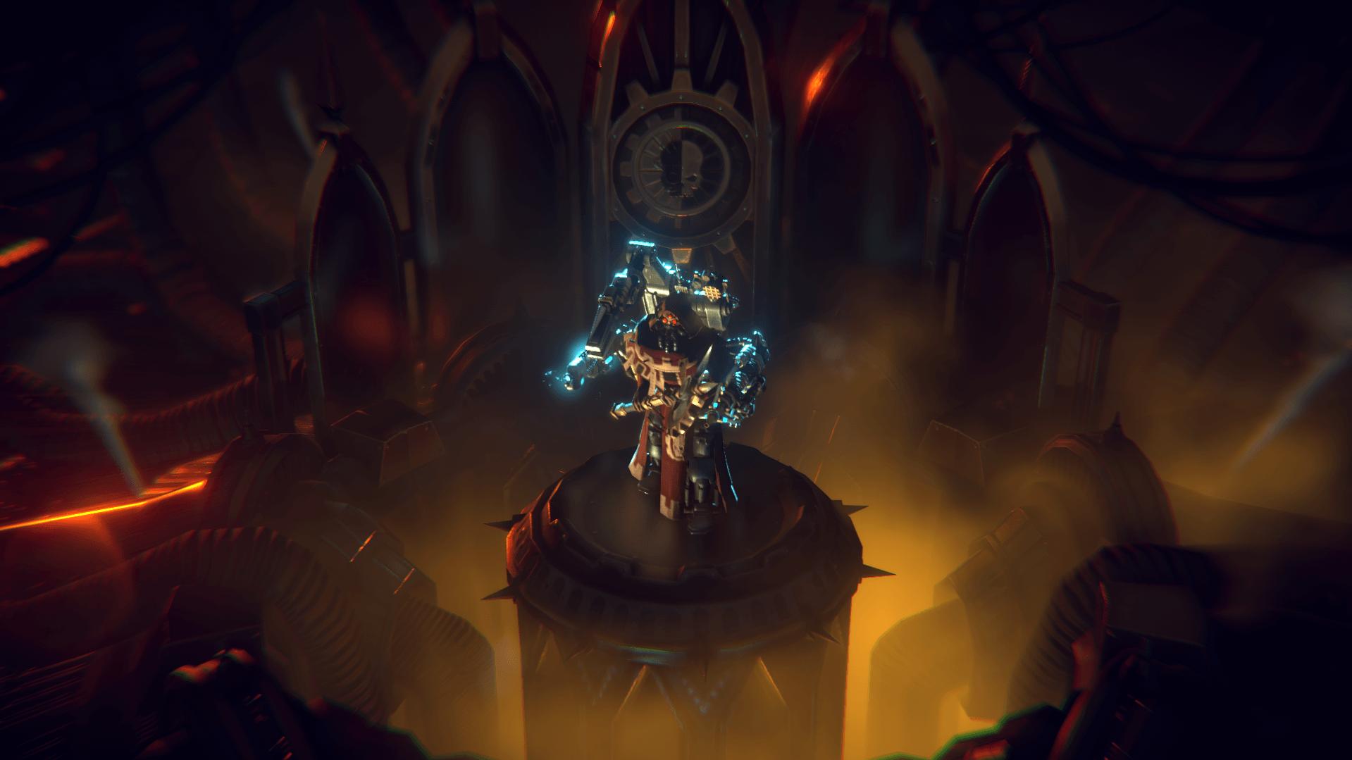 Warhammer 40,000: Mechanicus - Omnissiah Edition