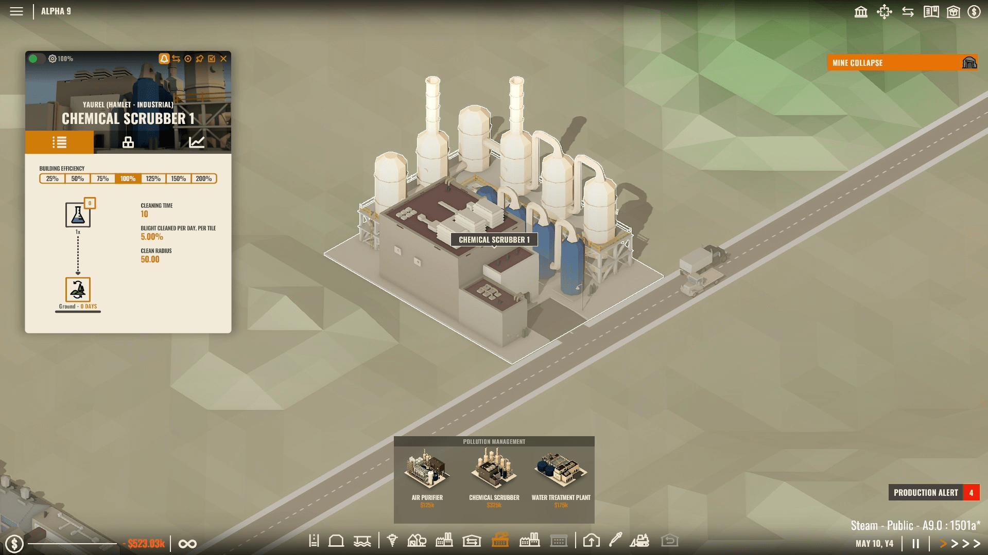 Rise of Industry - Early Access Game