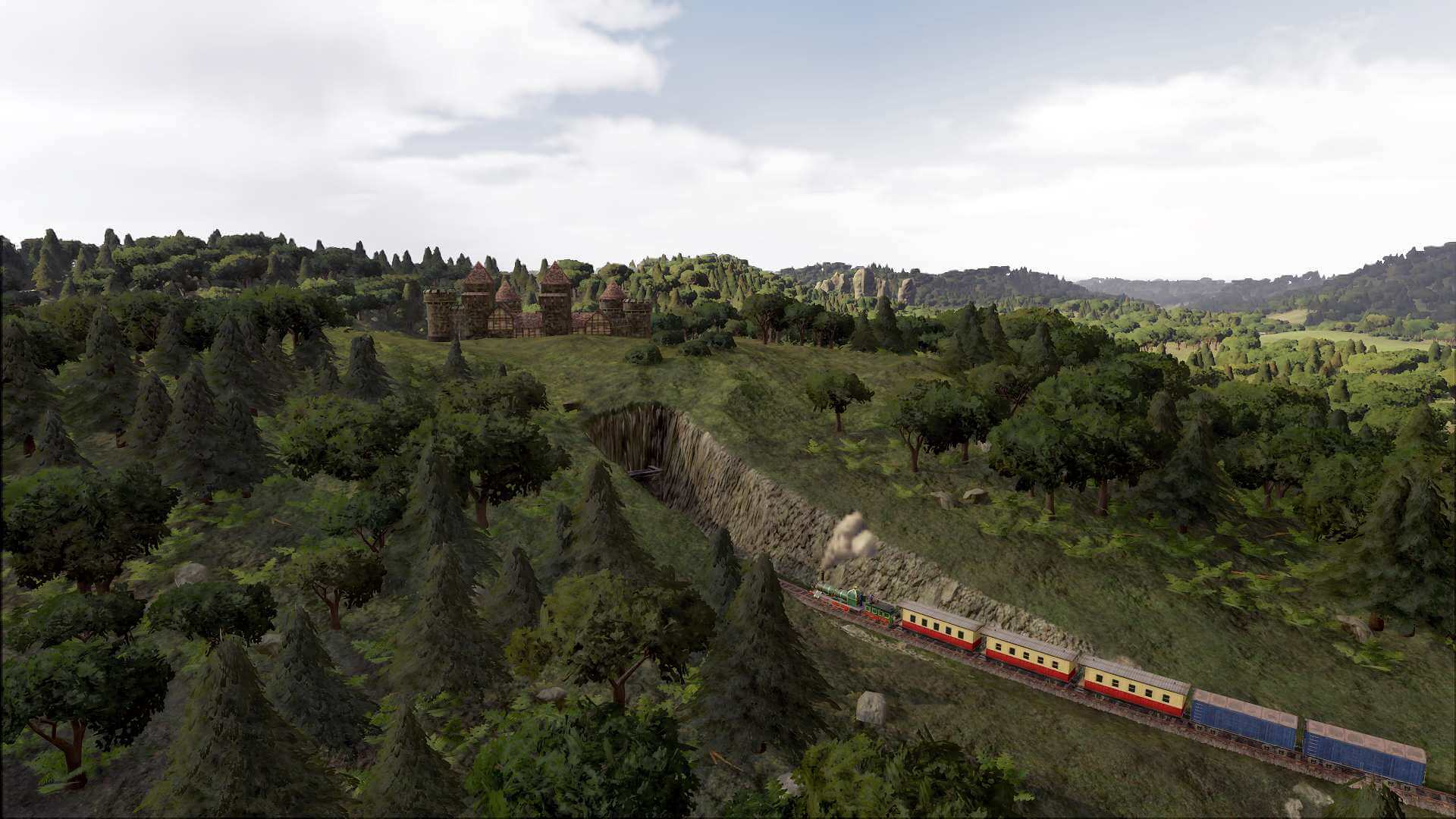 Railway Empire: Germany