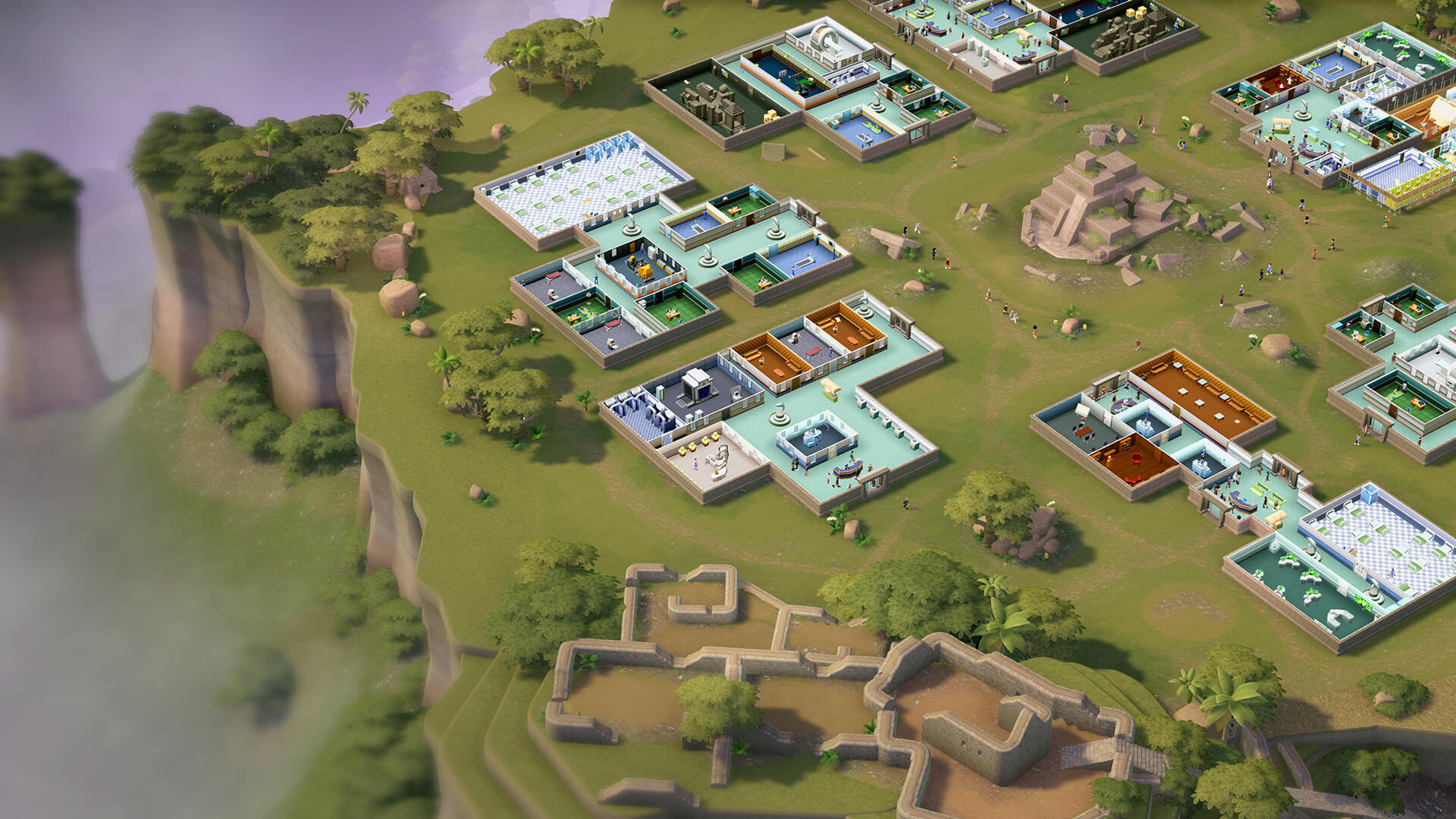 Two Point Hospital – Pebberley Island