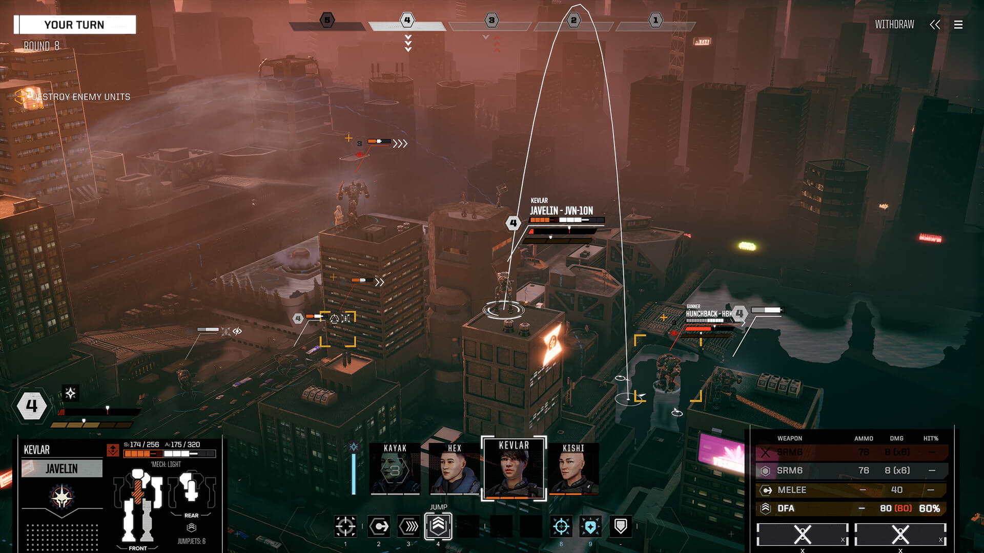 BATTLETECH Urban Warfare