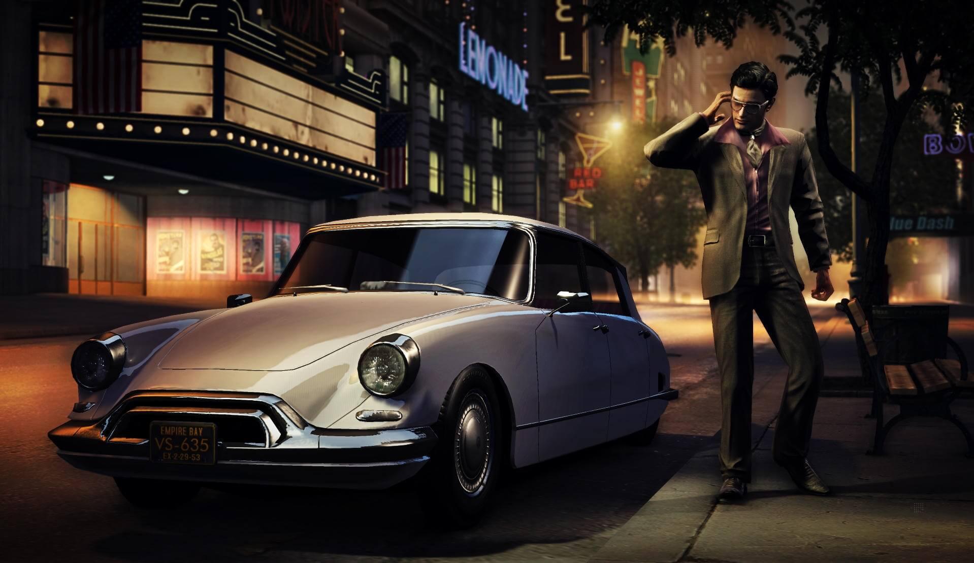 Mafia II DLC : Vegas Pack (ROW)