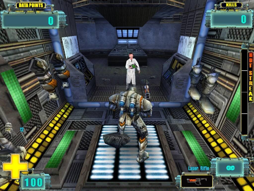 X-Com : Enforcer (WW)