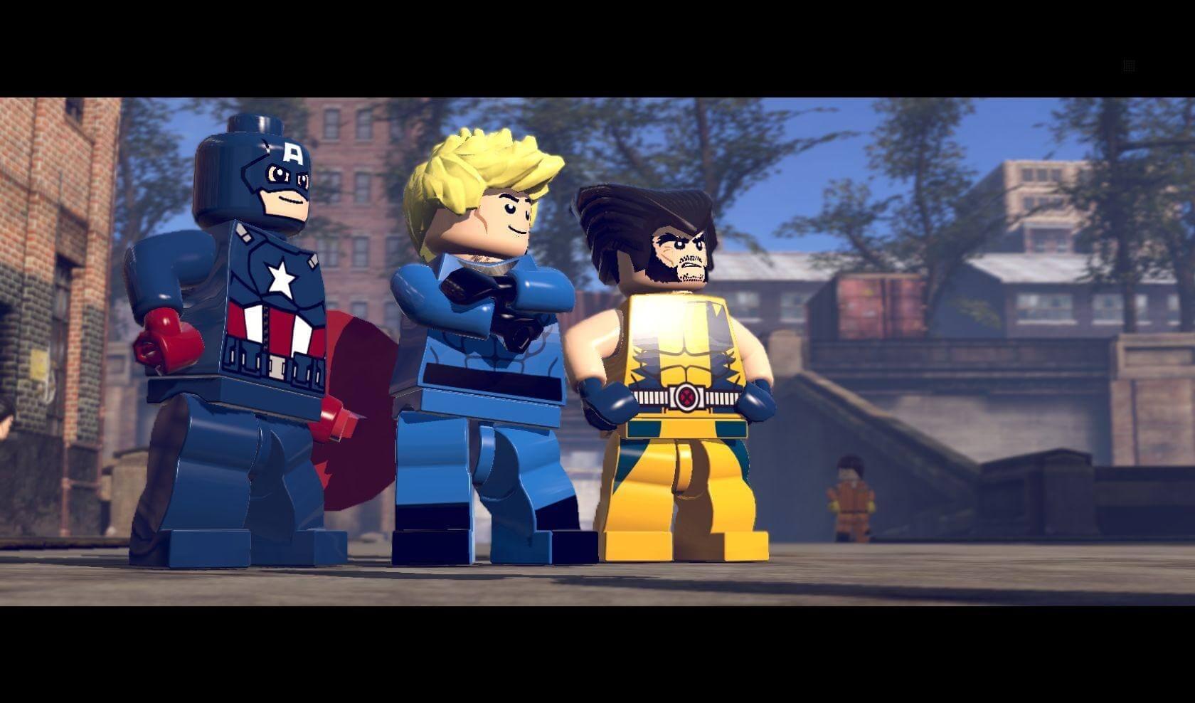 LEGO Marvel Super Heroes (WW)