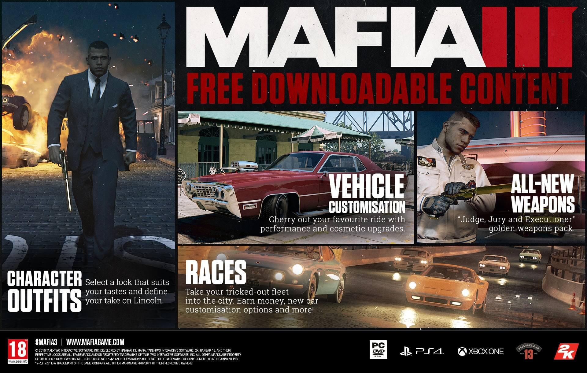 Mafia III (ROW)