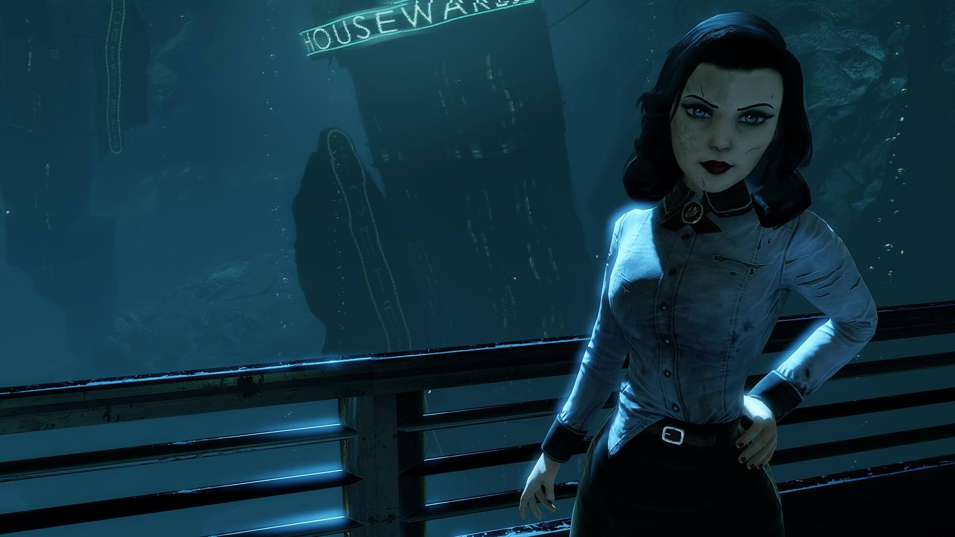 BioShock Infinite: Burial at Sea - Episode One (ROW)