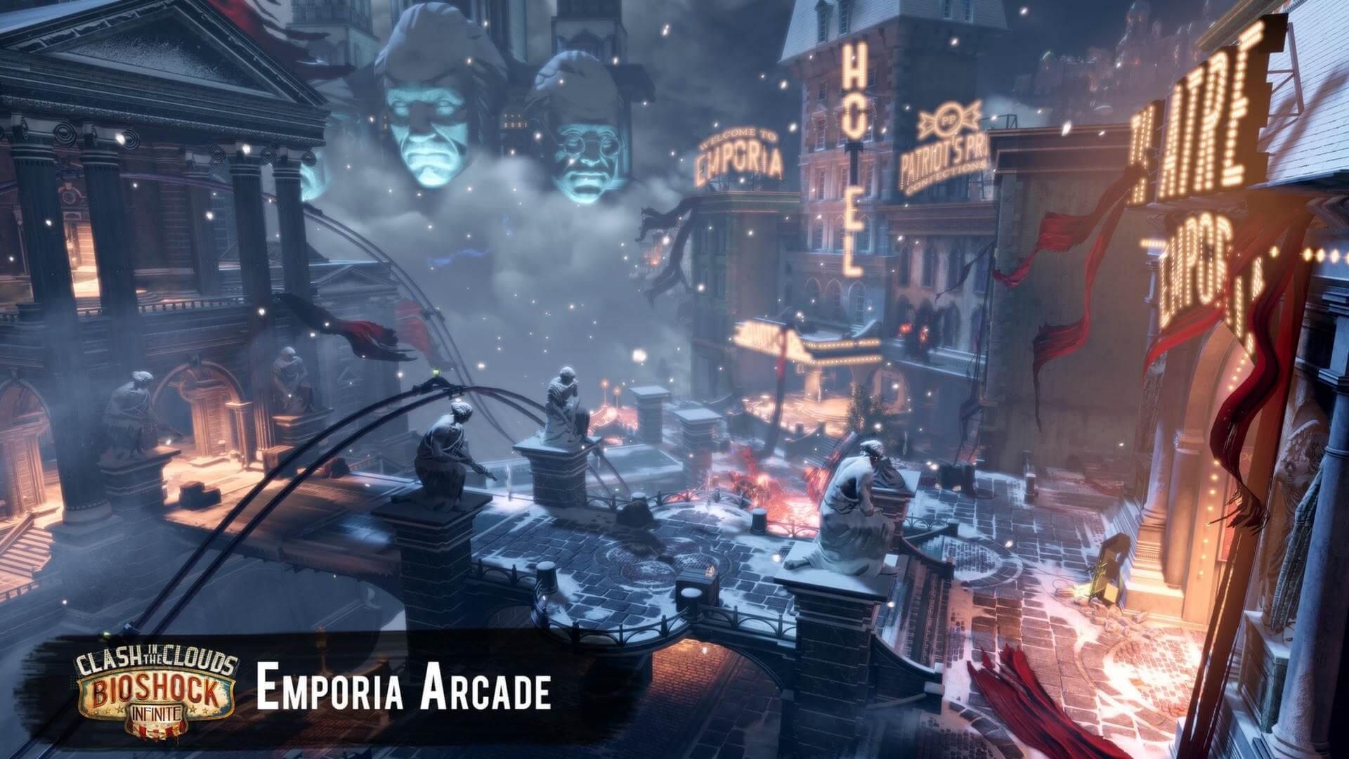 BioShock Infinite : Clash in the Clouds (WW)