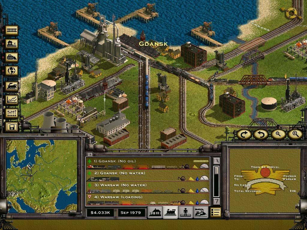 Railroad Tycoon II : Platinum (WW)