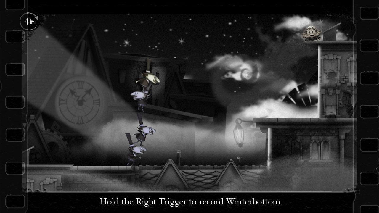 The Misadventures of P.B. Winterbottom (WW)