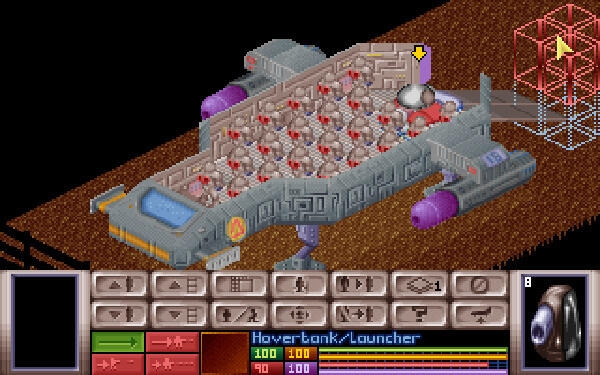 X-Com : UFO Defense (WW)