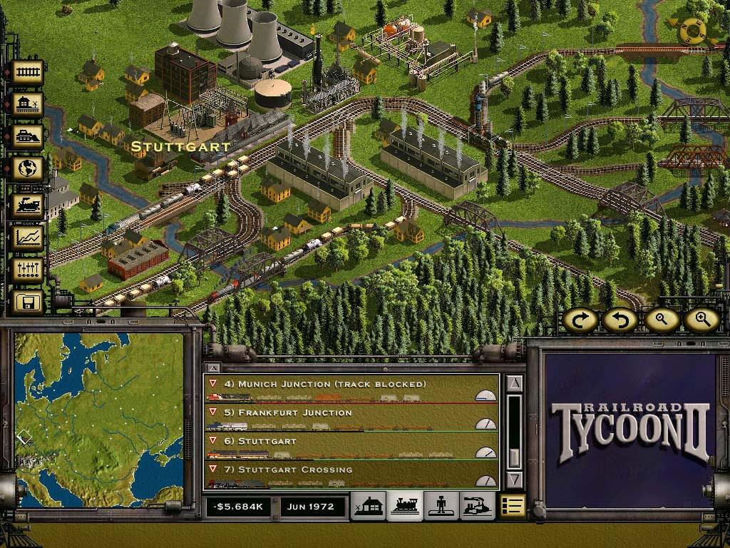 Railroad Tycoon Collection (WW)