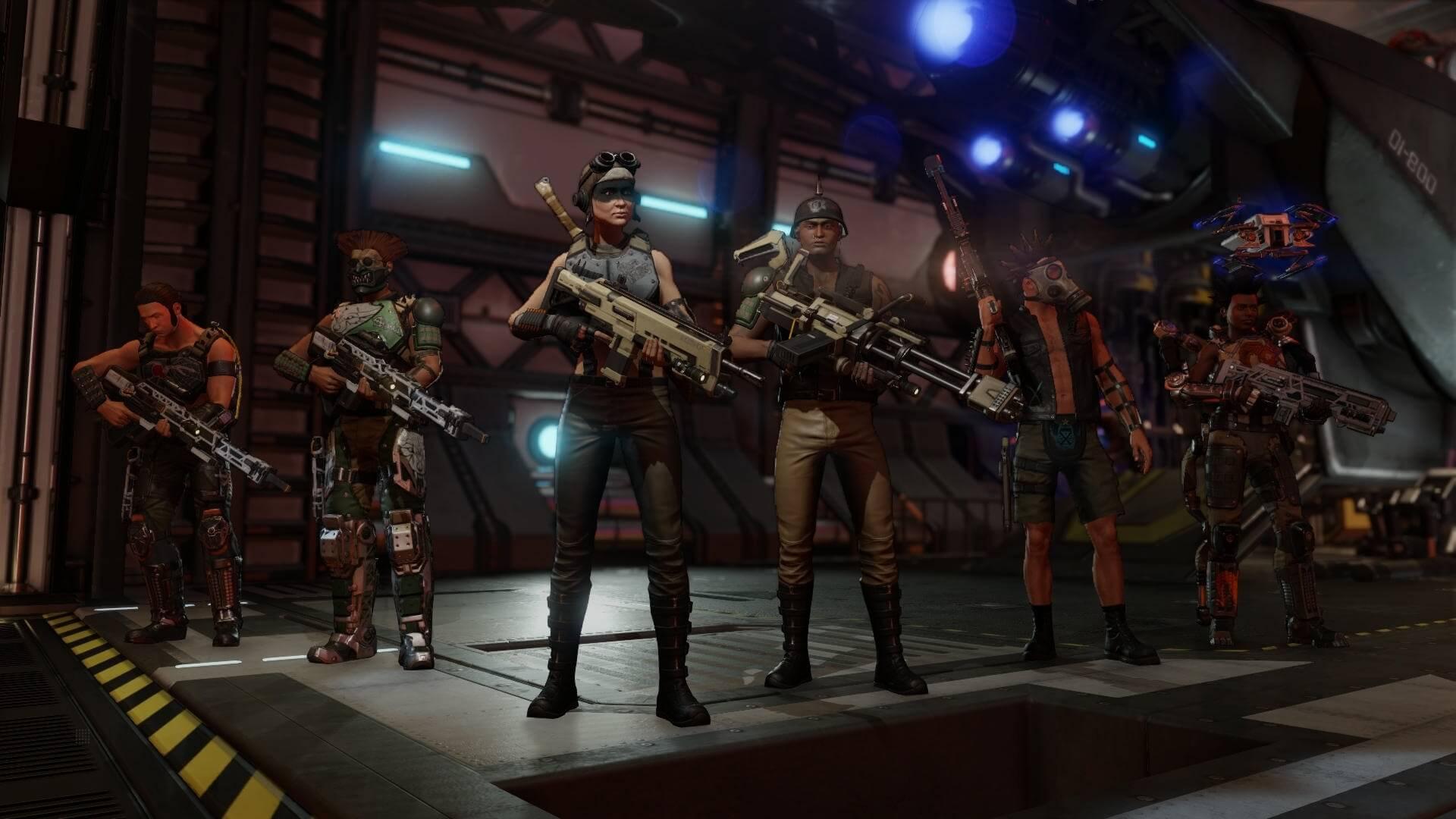 Xcom 2 - Anarchy's Children DLC (WW)