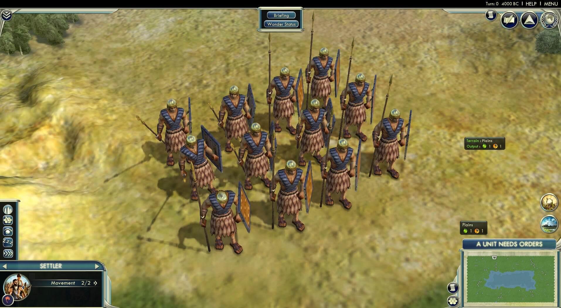 Sid Meier's Civilization V Wonders of the Ancient World Scenario Pack (WW)