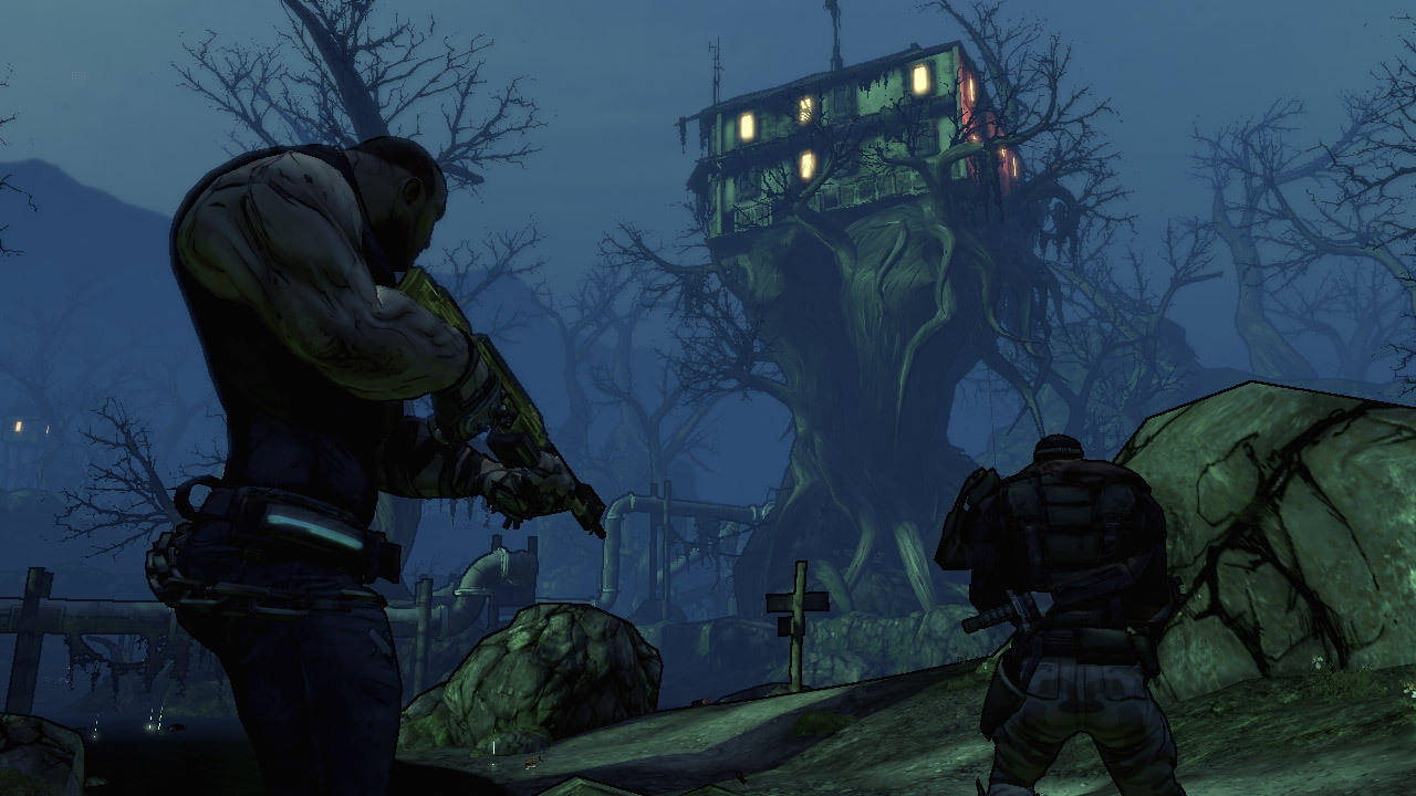 Borderlands: The Zombie Island of Dr. Ned (WW)
